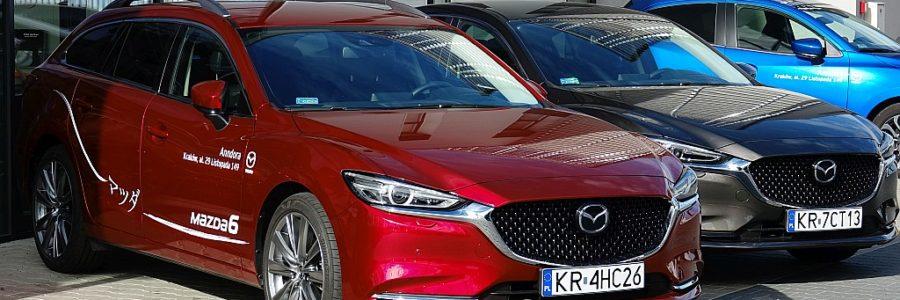 Chwalebne Mazda Anndora Kraków – Grupa Autoremo CX37